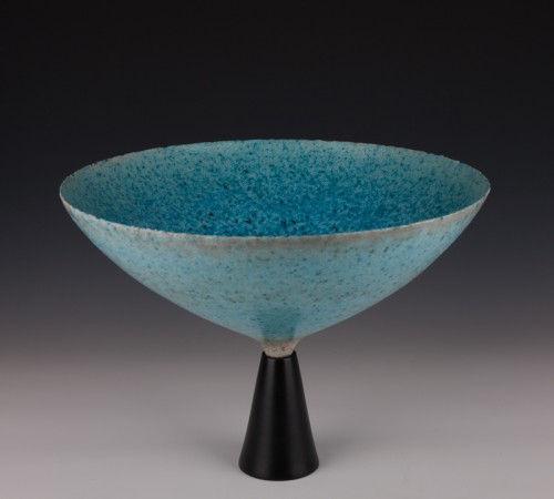 "Chalice by Mary Fox:15"" W x 10 3/4"" T"