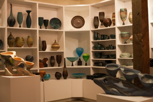 Mary Fox Pottery, Gallery