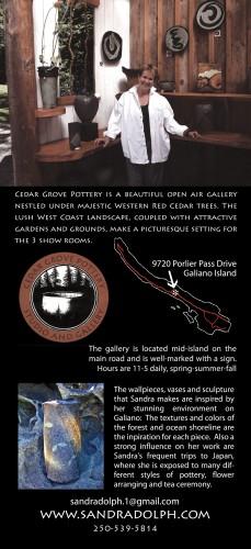 Cedar Grove Pottery