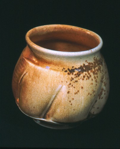 Tea Bowl Anagama